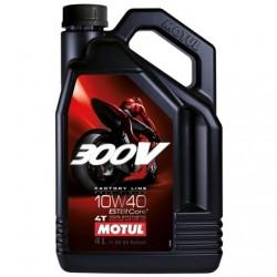 Olej MOTUL 300V 10w40 racing 4l