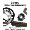 TRIUMPH 675 STREET TRIPLE 2008-2016 ZESTAW NAPĘDOWY DID HIPER WZMOCNIONY